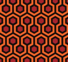 The Shining - Carpet pattern  Sticker