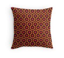 The Shining - Carpet pattern  Throw Pillow