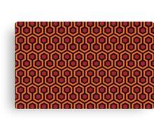 The Shining - Carpet pattern  Canvas Print