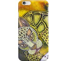 Golden Leopard iPhone Case/Skin