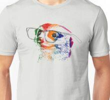An Intellectual Meerkat  Unisex T-Shirt
