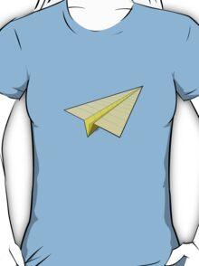 Paper Airplane 10 T-Shirt
