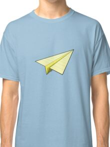 Paper Airplane 10 Classic T-Shirt