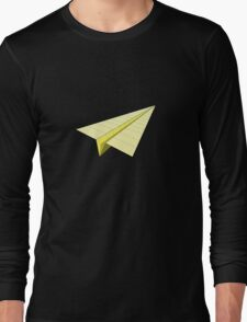 Paper Airplane 10 Long Sleeve T-Shirt