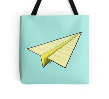 Paper Airplane 10 Tote Bag