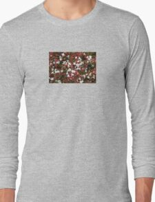 Jasmine Pink Long Sleeve T-Shirt