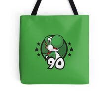 Video Game Heroes - Yoshi (1990) Tote Bag