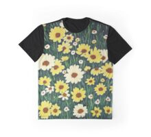 Field of daisies Graphic T-Shirt