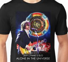 world tour alone in the universe jeff lyne Unisex T-Shirt