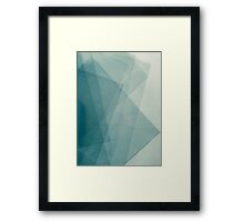 Abstract 205 Framed Print