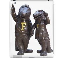 The Gators Transparent For T Shirts iPad Case/Skin