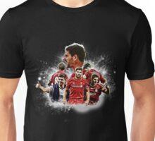 LFC: Steven Gerrard Unisex T-Shirt