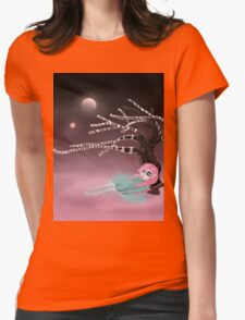 at dream's door Womens Fitted T-Shirt