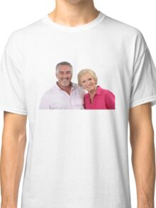 Paul Hollywood #3 w/ Mary Berry  Classic T-Shirt