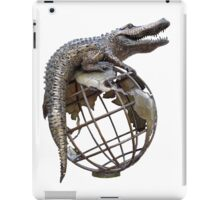 On Top Of The World Transparent iPad Case/Skin