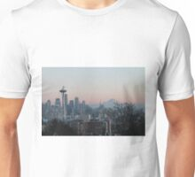 Seattle Skyline Unisex T-Shirt