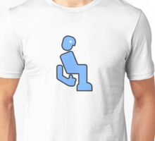Thumb Butt Unisex T-Shirt