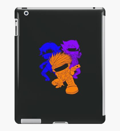 Team Swagisfaction! iPad Case/Skin