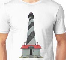 St Augustine Lighthouse Transparent Unisex T-Shirt