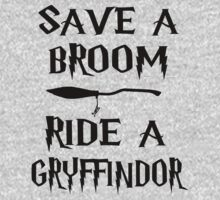 Ride A Gryffindor by abcmaria