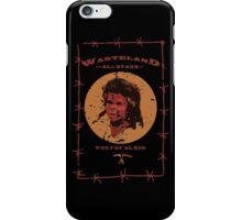 WAS - The Feral Kid iPhone Case/Skin