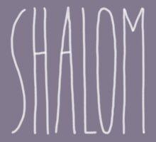 Shalom Kids Tee