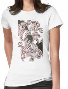 kansas city - medusa Womens Fitted T-Shirt