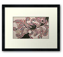 kansas city - medusa Framed Print