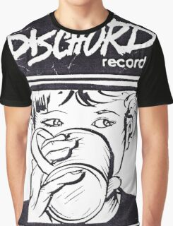 Dischord Records Graphic T-Shirt