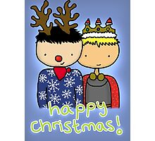 Merthur Christmas Photographic Print
