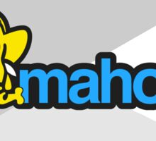 hadoop mahout framework bigdata hexagonal hexagon Sticker