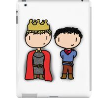 Merlin and Arthur iPad Case/Skin