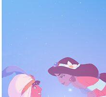 Aladdin by Groovydzy