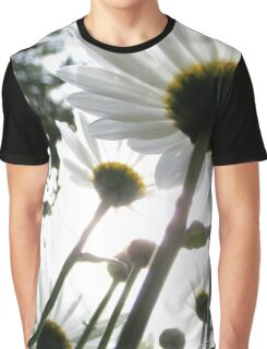 Award Winner - Daisies Graphic T-Shirt