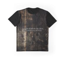 Do What Thou Wilt Graphic T-Shirt