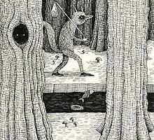 Through The Forest by Alex G Griffiths