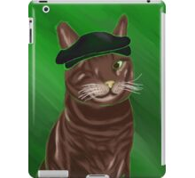 Newsboy Moody iPad Case/Skin