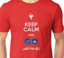 GO catch 'em all! Unisex T-Shirt