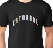 Pastel Collection: Istanbul Unisex T-Shirt