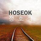 Hoseok (J-Hope) Phone Cover by ReadingFever