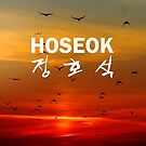 Hoseok (J-Hope) Phone Cover - Birds by ReadingFever