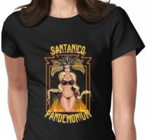 From Dusk Till Dawn - Santanico Pandemonium Womens Fitted T-Shirt