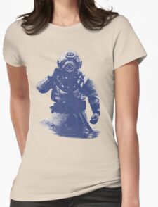 Aquanaut Womens Fitted T-Shirt