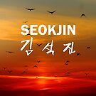 Seokjin (Jin) Phone Cover - Birds by ReadingFever