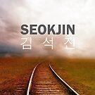 Seokjin (Jin) Phone Cover - Tracks by ReadingFever