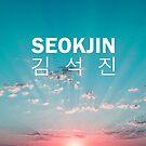 Seokjin (Jin) Phone Cover - Sunrise by ReadingFever