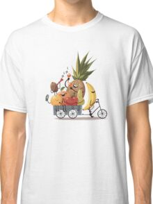 happy fruits Classic T-Shirt