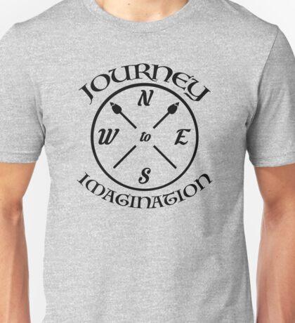 Journey To Imagination Unisex T-Shirt