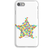 Hugged by Butterflies and Stars iPhone Case/Skin