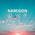 Namjoon (Rap Monster) Phone Cover - Sunrise by ReadingFever